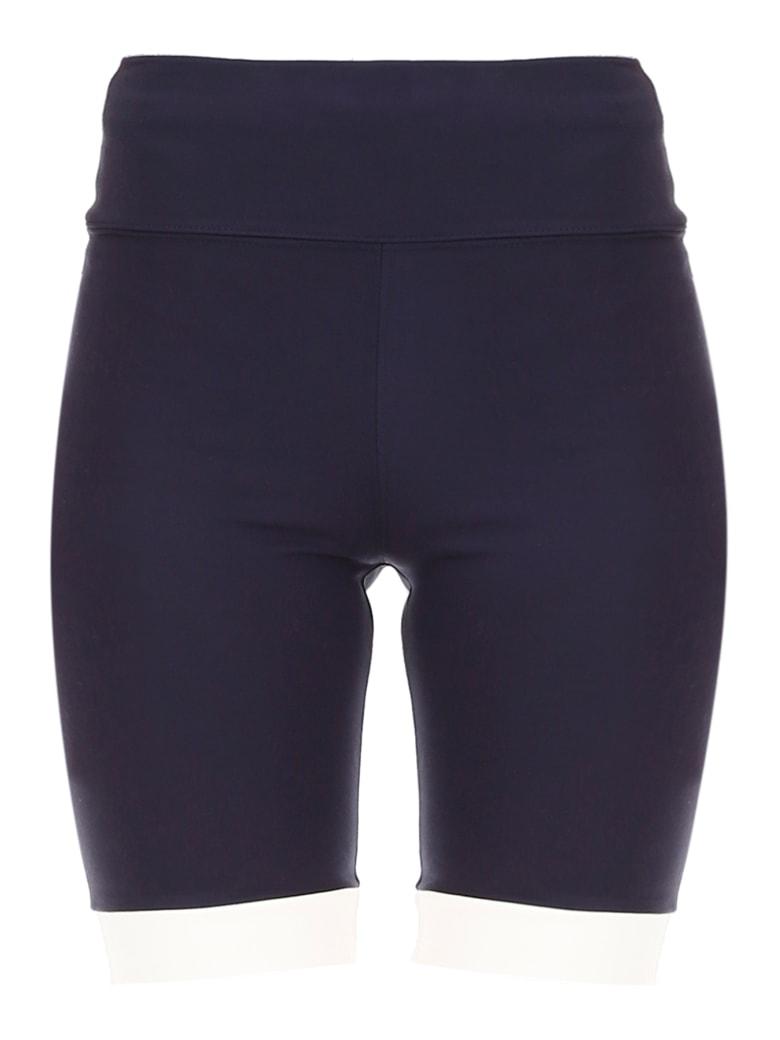STAUD Cruise Shorts - NAVY WHITE (Blue)