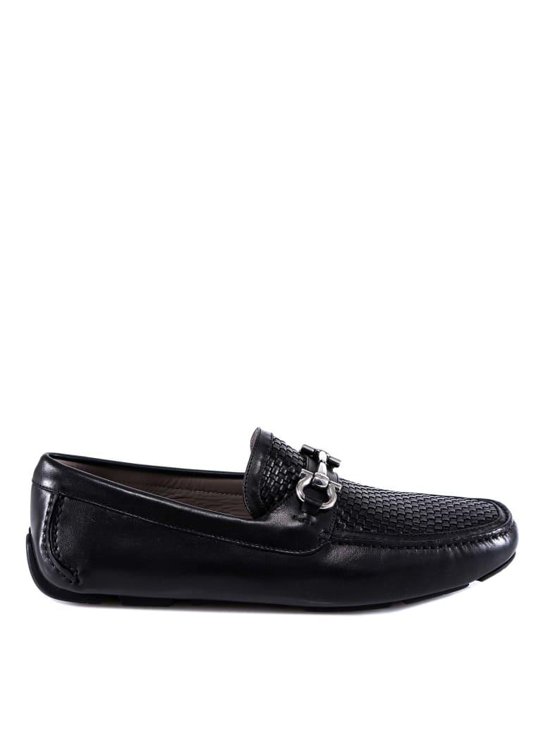 Salvatore Ferragamo Parigi 16 Loafer - Black