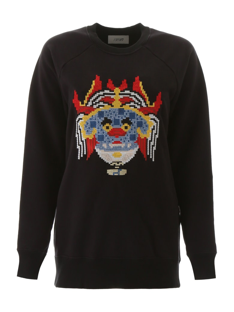 Kirin Haetae Sweatshirt - BLACK (Black)
