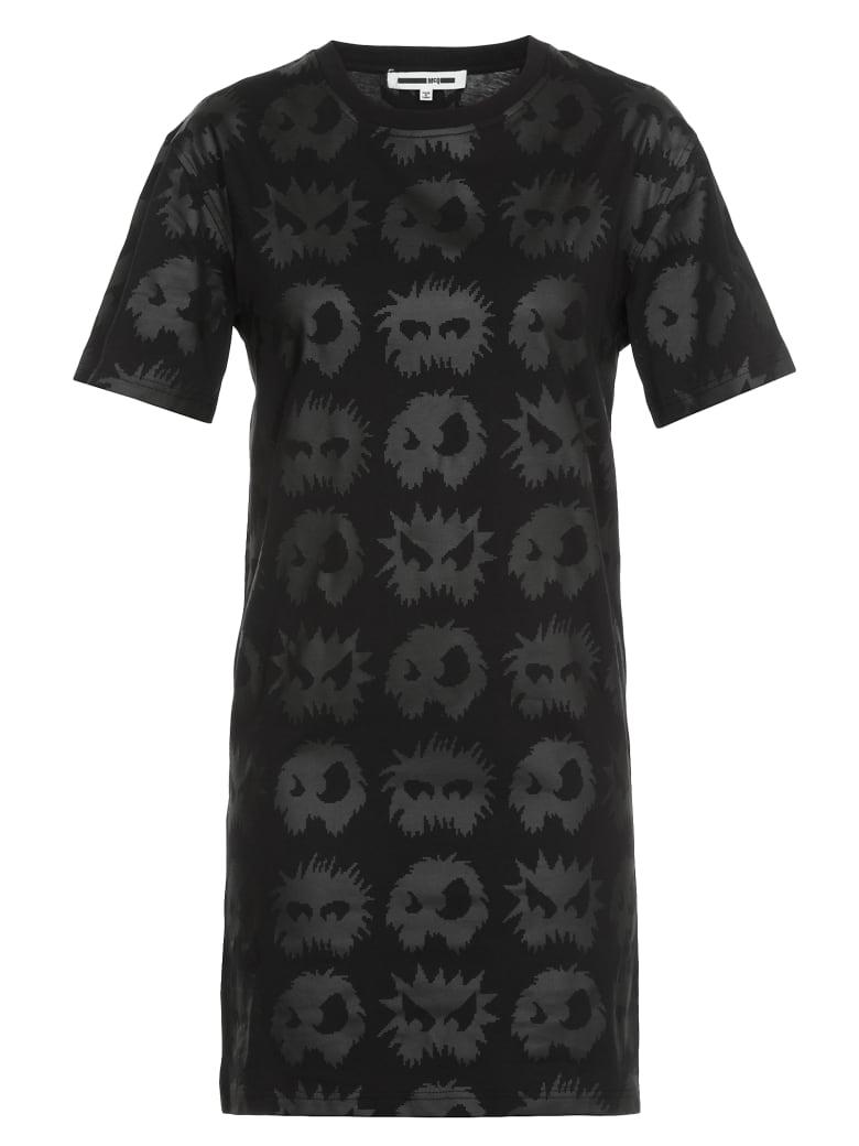 McQ Alexander McQueen Monster Dress - BLACK