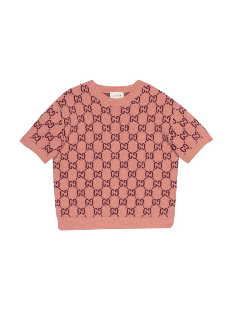 Gucci Pink Top - Rosa