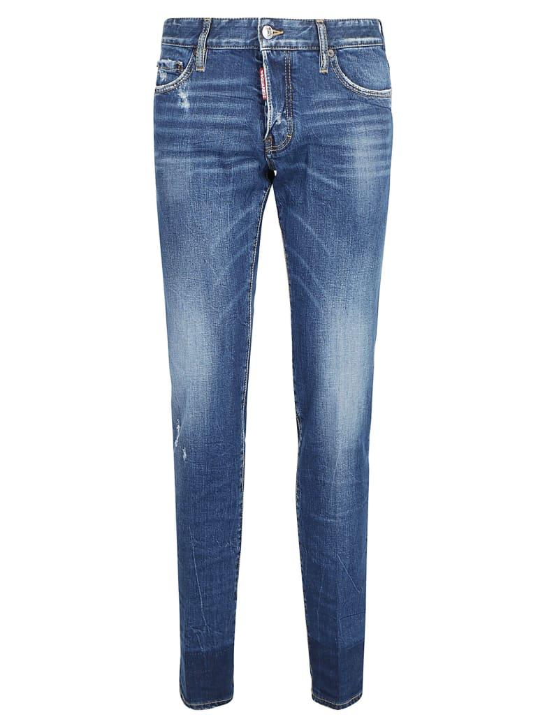 Dsquared2 Slim Jeans - Blue