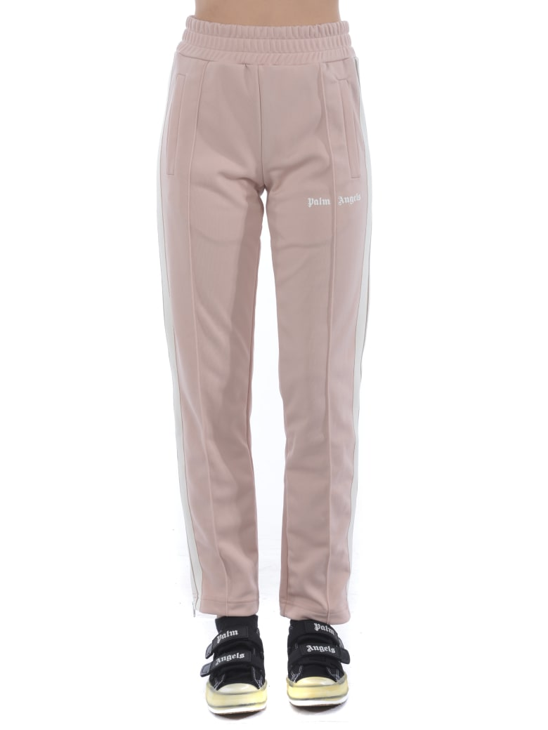 Palm Angels Trousers - Rosa antico