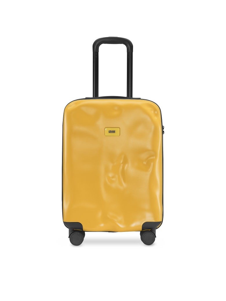Crash Baggage Icon Carry-on Trolley - Yellow