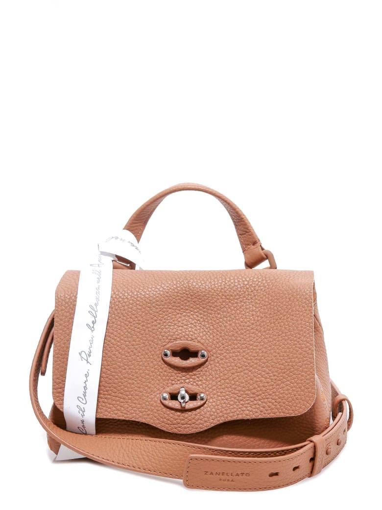Zanellato Postina Baby Shoulder Bag - Beige