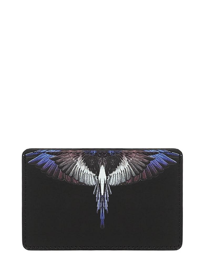 Marcelo Burlon Wings Card Holder - Black
