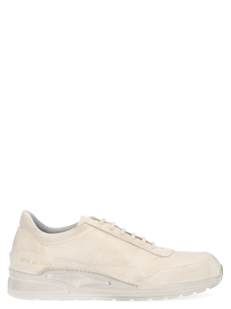 Common Projects 'cross Trainer Vintage Sole' Shoes - White