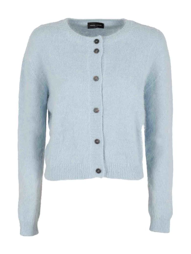 Roberto Collina Sweater - Cielo