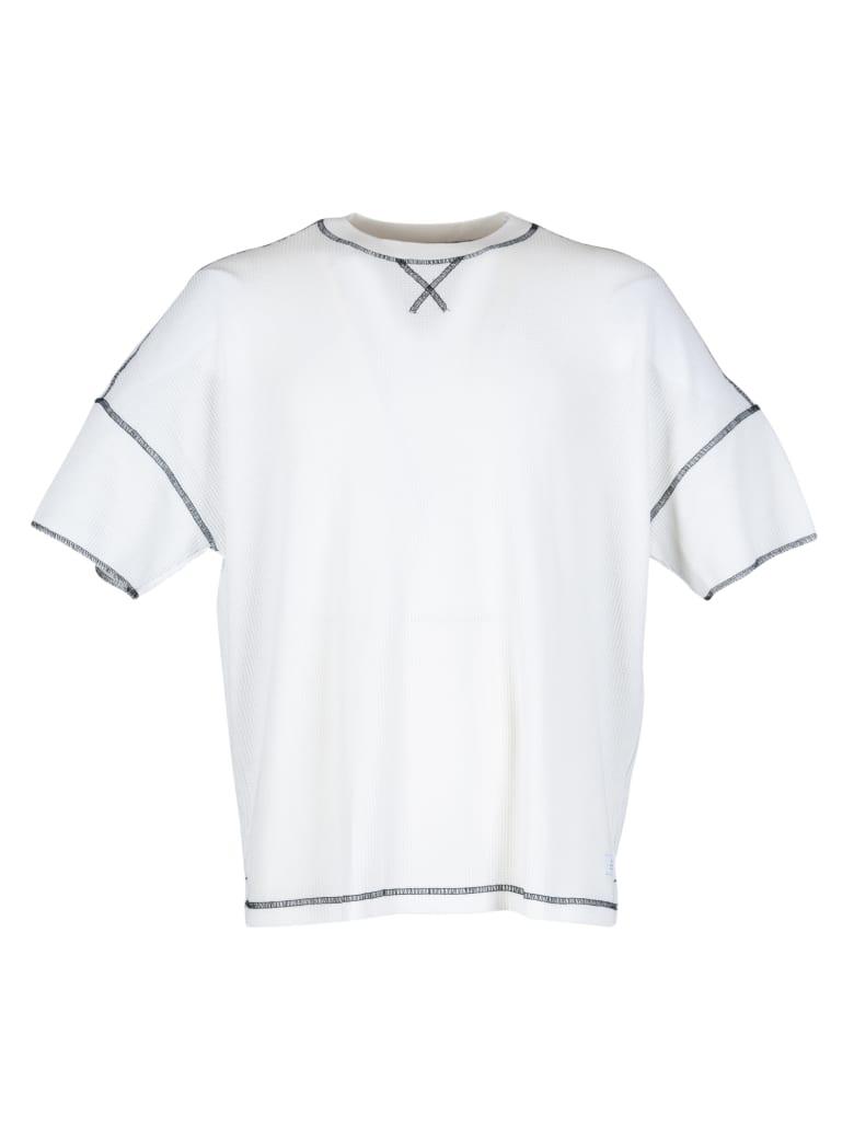 Stampd la Antora Short Sleeve - Bianco/nero
