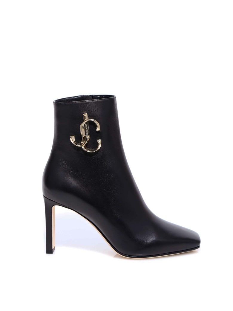 Jimmy Choo Ankle Boots - Black