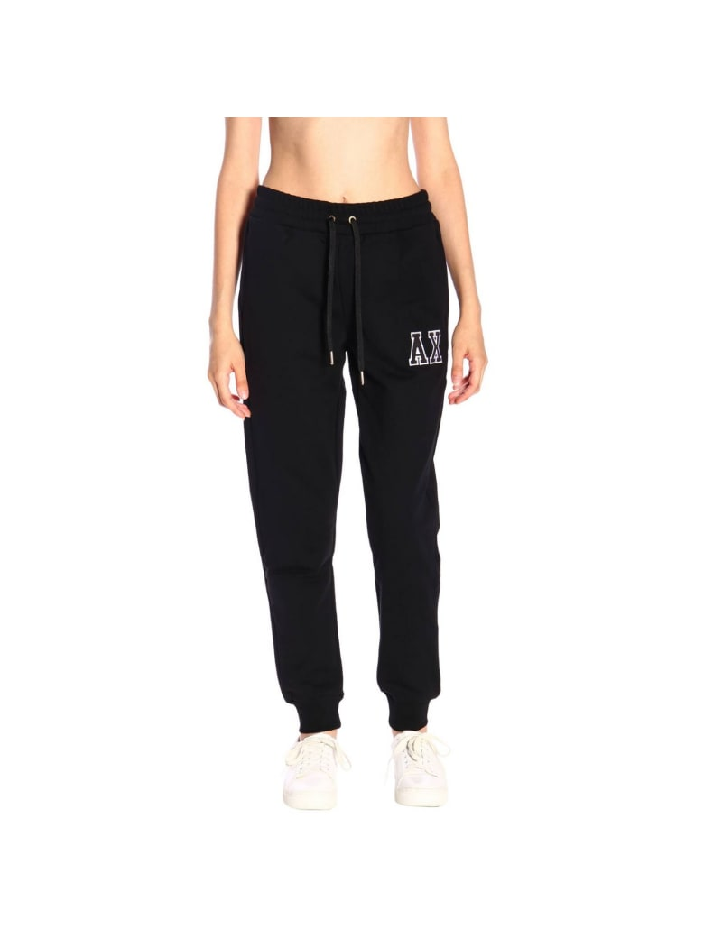 Armani Collezioni Armani Exchange Pants Pants Women Armani Exchange - black