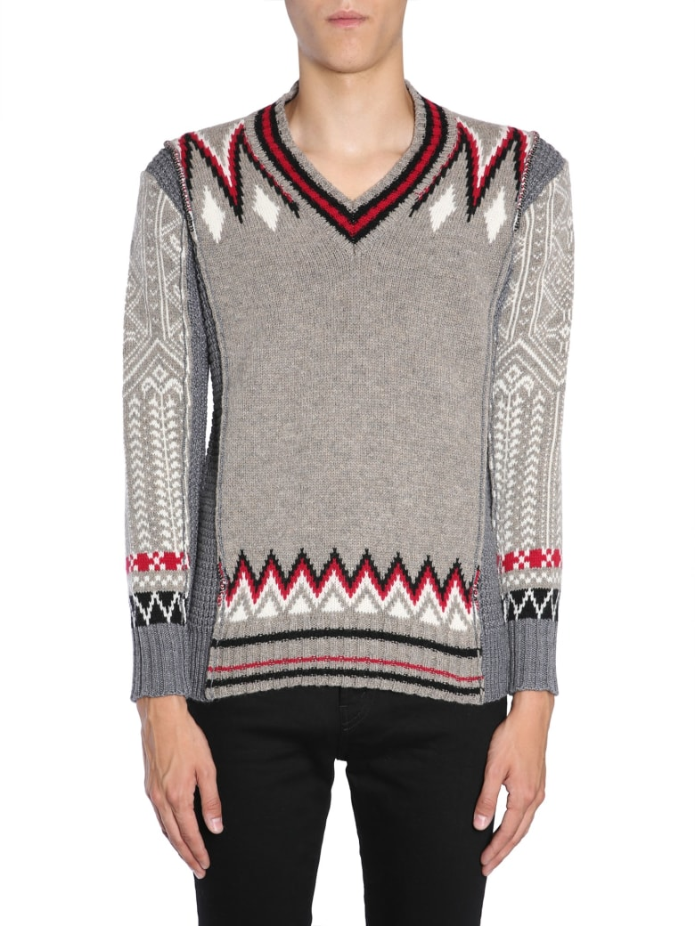 Diesel Black Gold Kiesel Jumper - MULTICOLOR