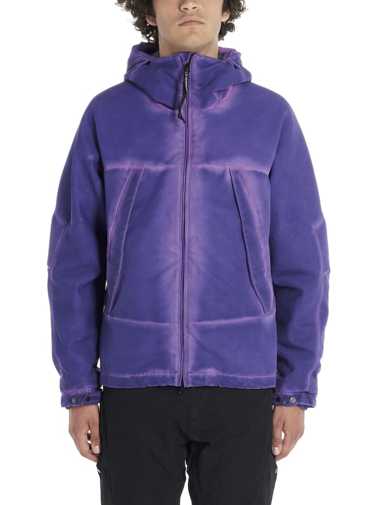 C.P. Company 'military' Jacket - Purple