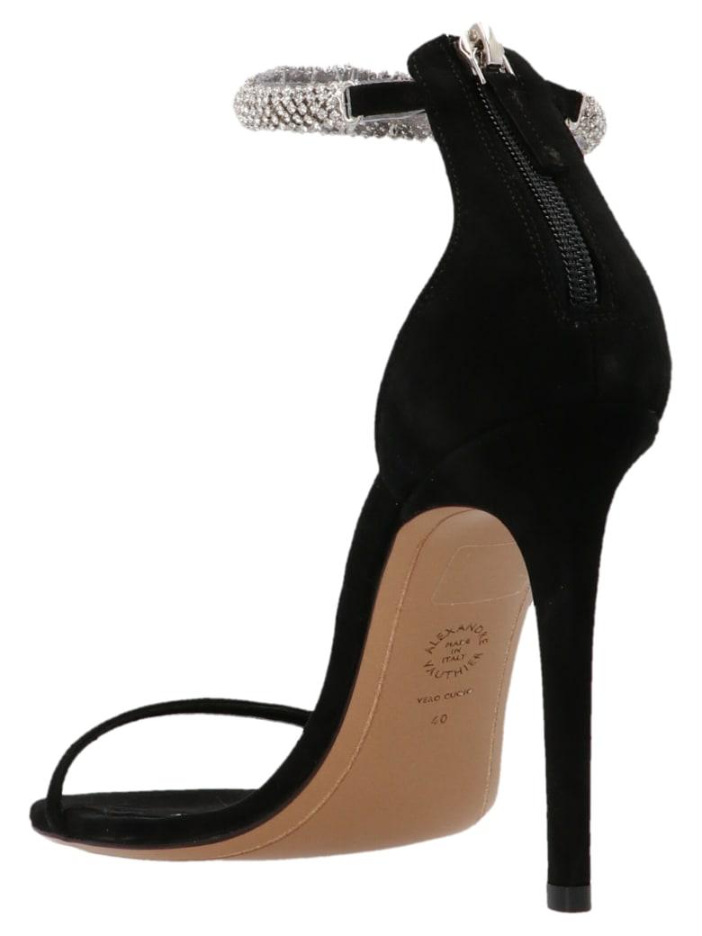 Alexandre Vauthier 'rosalia' Shoes - Black