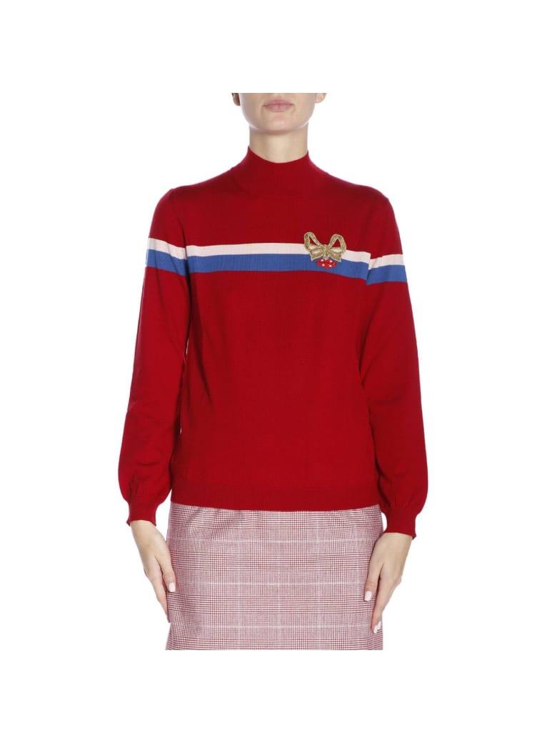 Vivetta Sweater Sweater Women Vivetta - burgundy