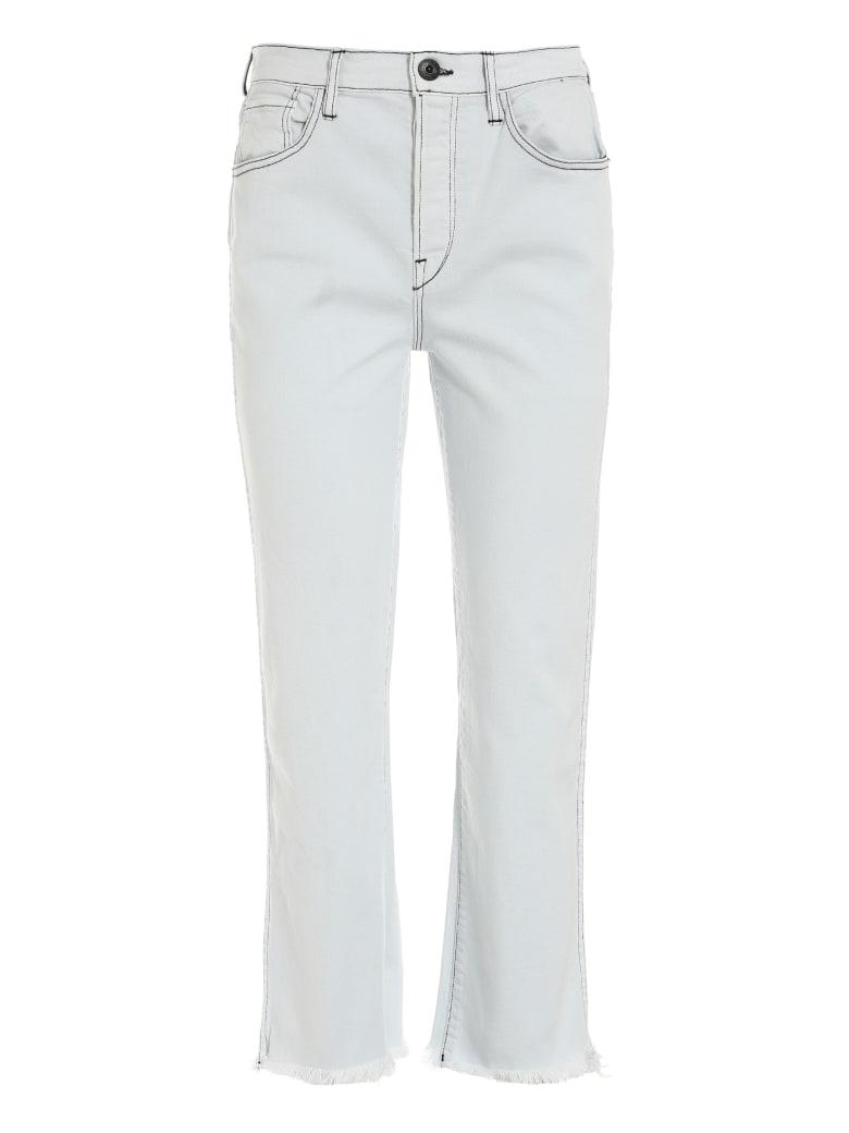 3x1 Austin Crop Jeans - Denim
