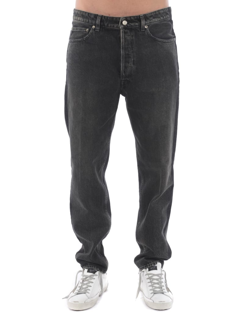 Golden Goose Jeans - Denim nero