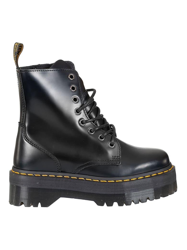 Dr. Martens Jadon Lace Up Boots - Black