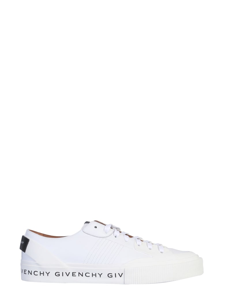 Givenchy Light Low Tennis Sneakers - White