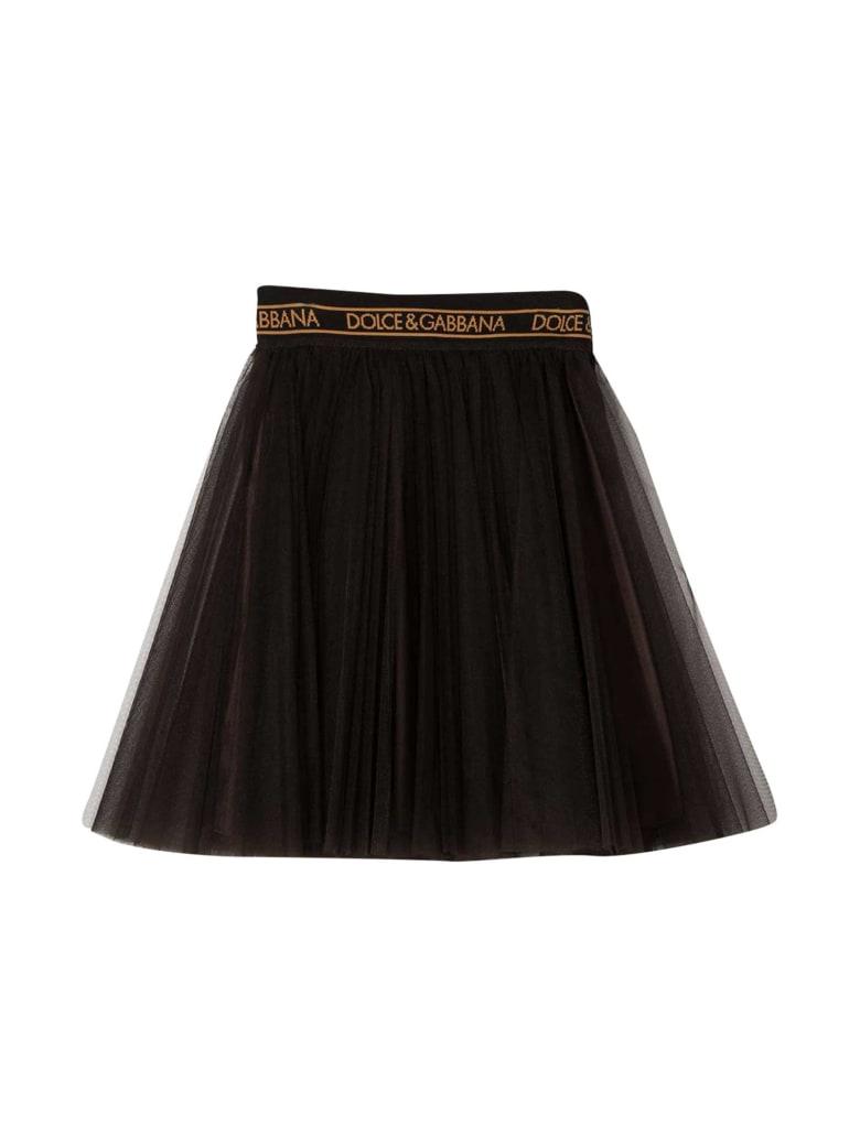 Dolce & Gabbana Black Skirt - Ebano