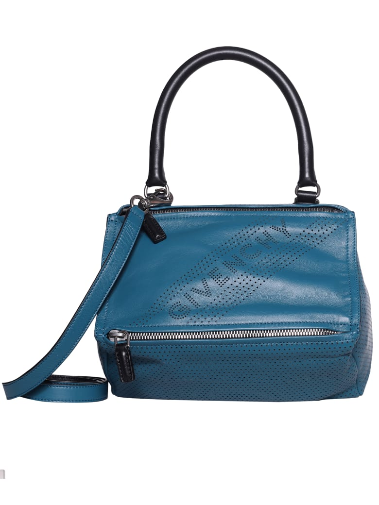 Givenchy Mini Antigona Tote - OCEAN BLUE