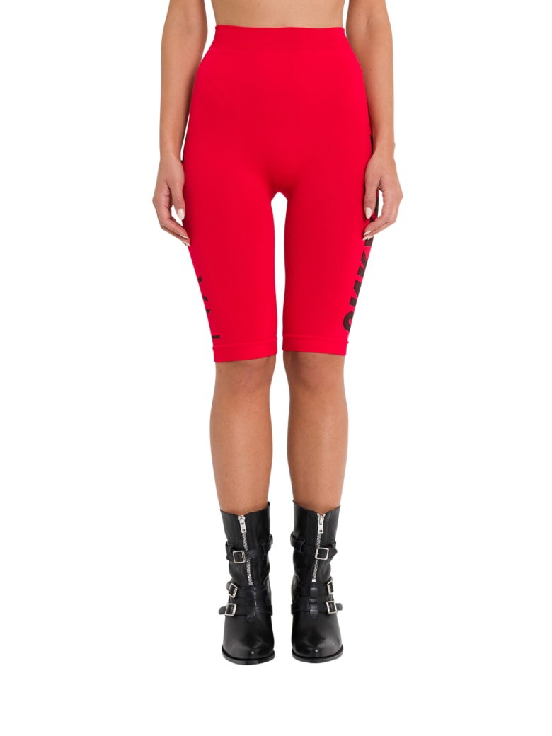 Ben Taverniti Unravel Project Cycling Shorts - Rosso