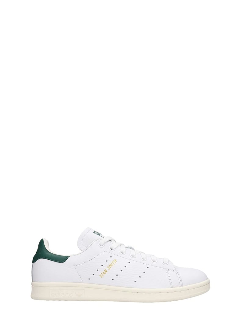 online store 54d88 8b797 Best price on the market at italist | Adidas Adidas Stan Smith Sneakers In  White Leather