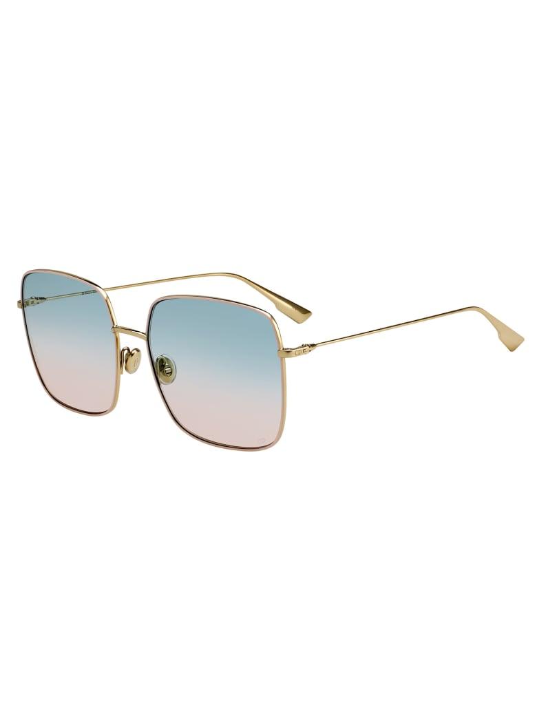 Christian Dior DIORSTELLAIRE1 Sunglasses - Z Gold Pink