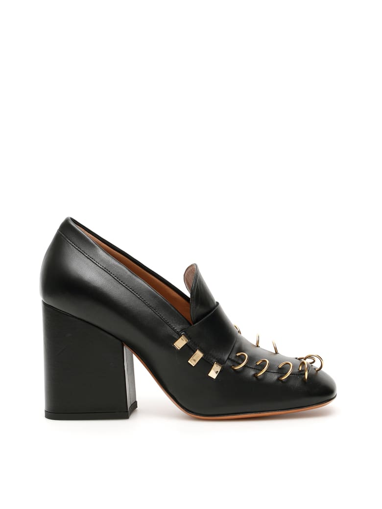 Marni Piercing Loafers - BLACK (Black)