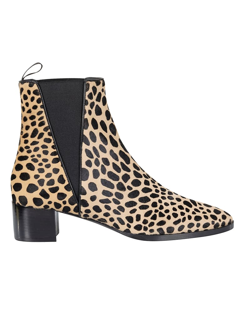 Giuseppe Zanotti Felina Ankle Boots - Naturale