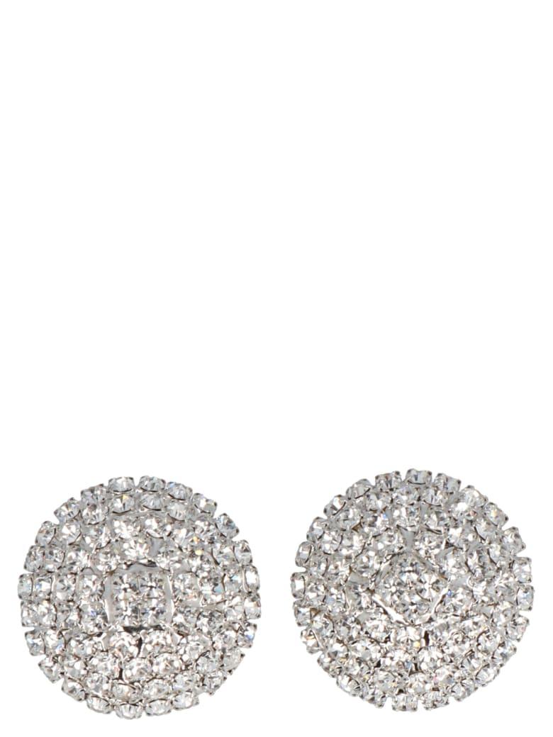 Alessandra Rich Earrings - Silver