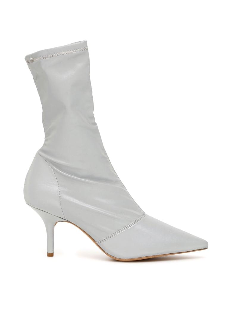 Yeezy Sock Boots 70 - CHROME (Grey)