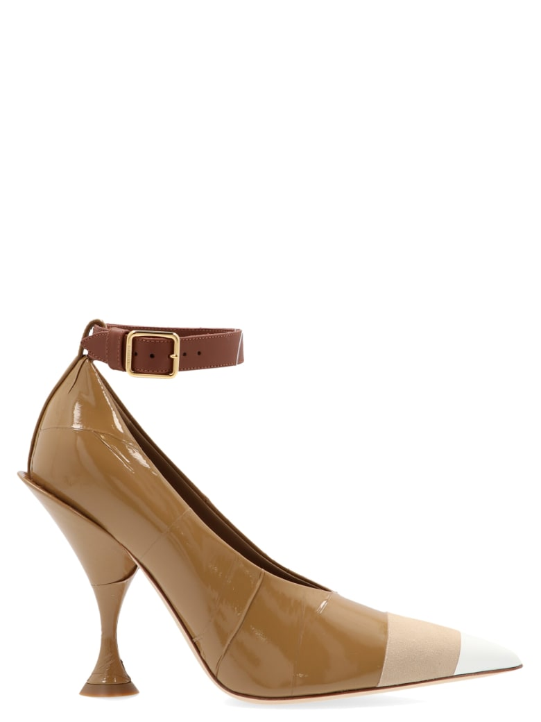 Burberry 'evan' Shoes - Brown
