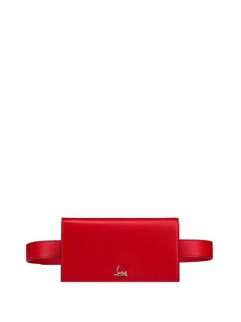 Christian Louboutin Louboutin Boudoir Chain Belt Bag - LOUBI/GOLD