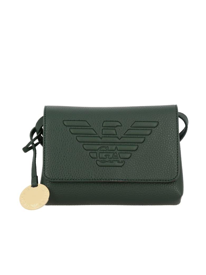 Emporio Armani Mini Bag Shoulder Bag Women Emporio Armani - green