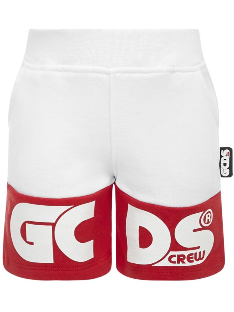 GCDS Mini Gcds Kids Set - White
