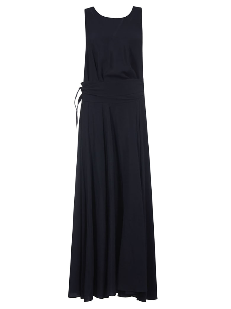 Aspesi Racerback Dress - Black