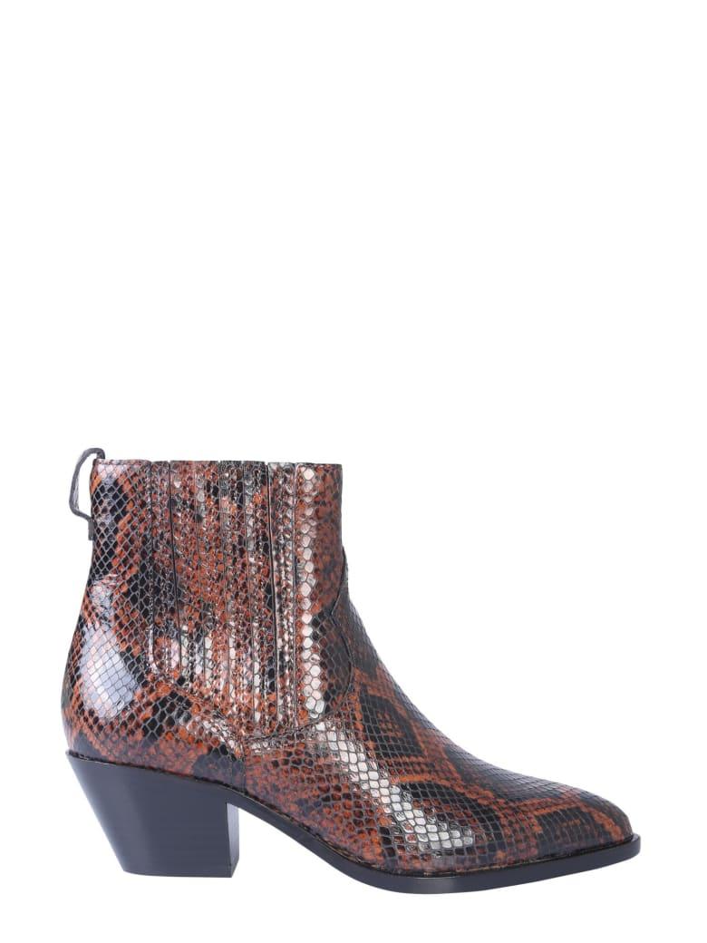 Ash Floyd Bis Boot - MARRONE