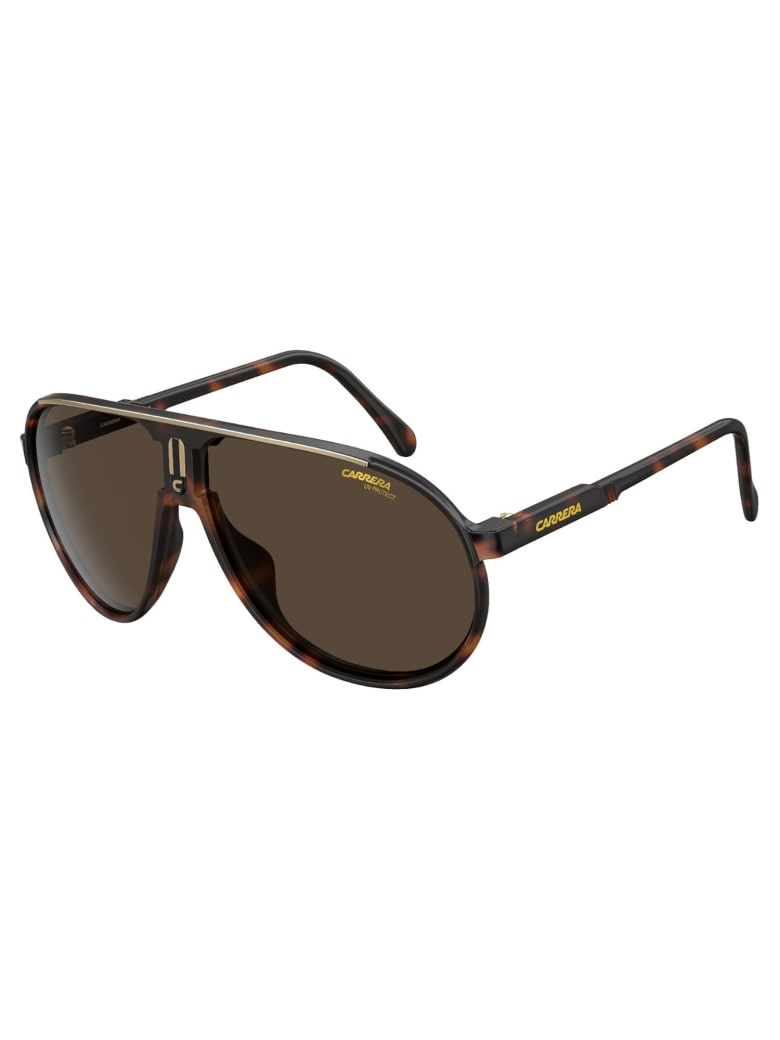 Carrera CHAMPION Sunglasses - Dark Havana