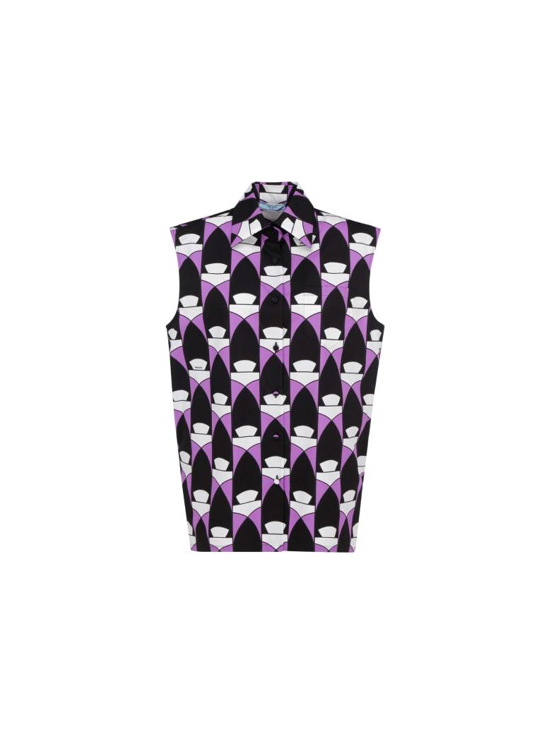 Prada Shirt - Ciclamino
