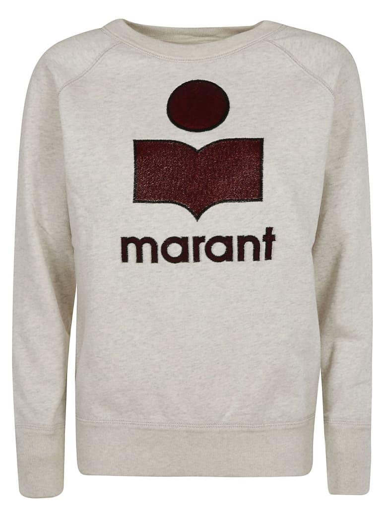Isabel Marant Milly Sweatshirt - Ecru