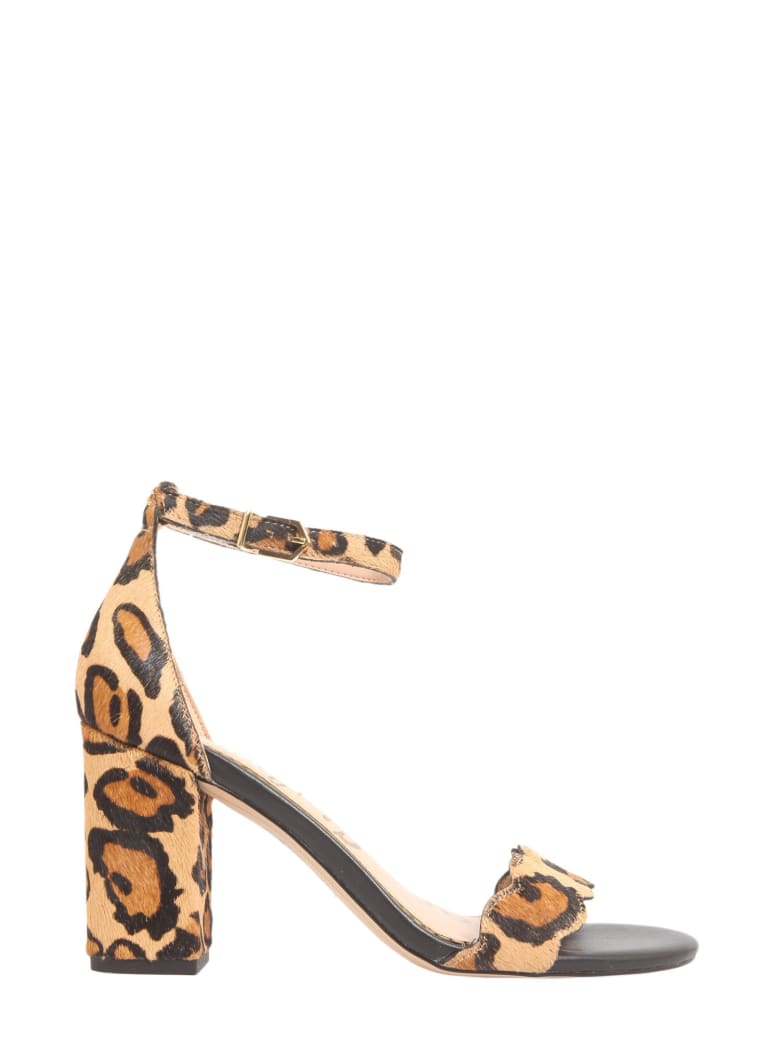 Sam Edelman Odila Sandals - ANIMALIER