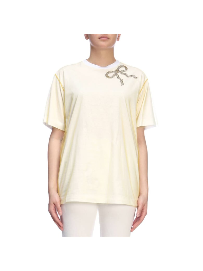 Vivetta T-shirt T-shirt Women Vivetta - yellow