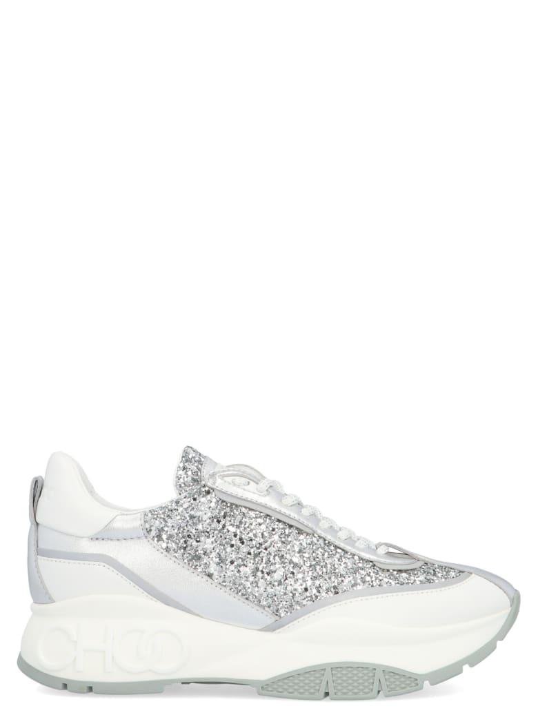 Jimmy Choo 'raine' Shoes - Silver