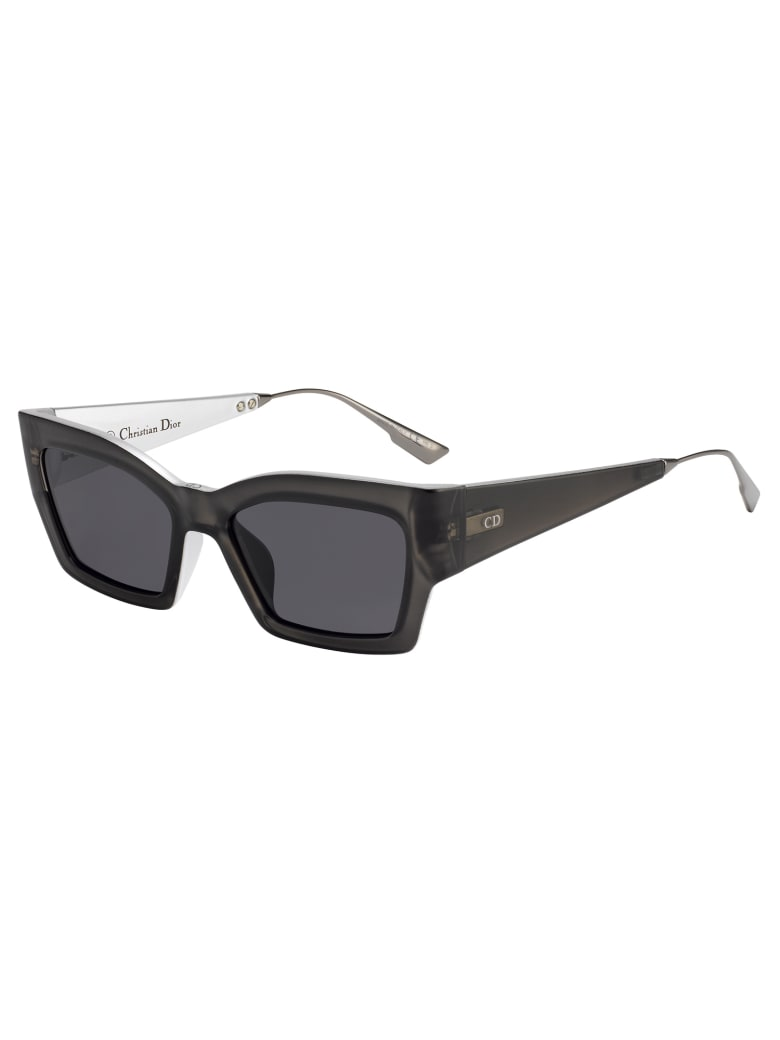 Christian Dior CATSTYLEDIOR2 Sunglasses - K Grey