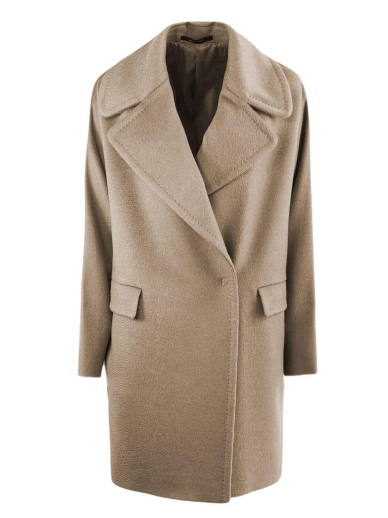 Tagliatore Astrid Camel Coat - Cammello