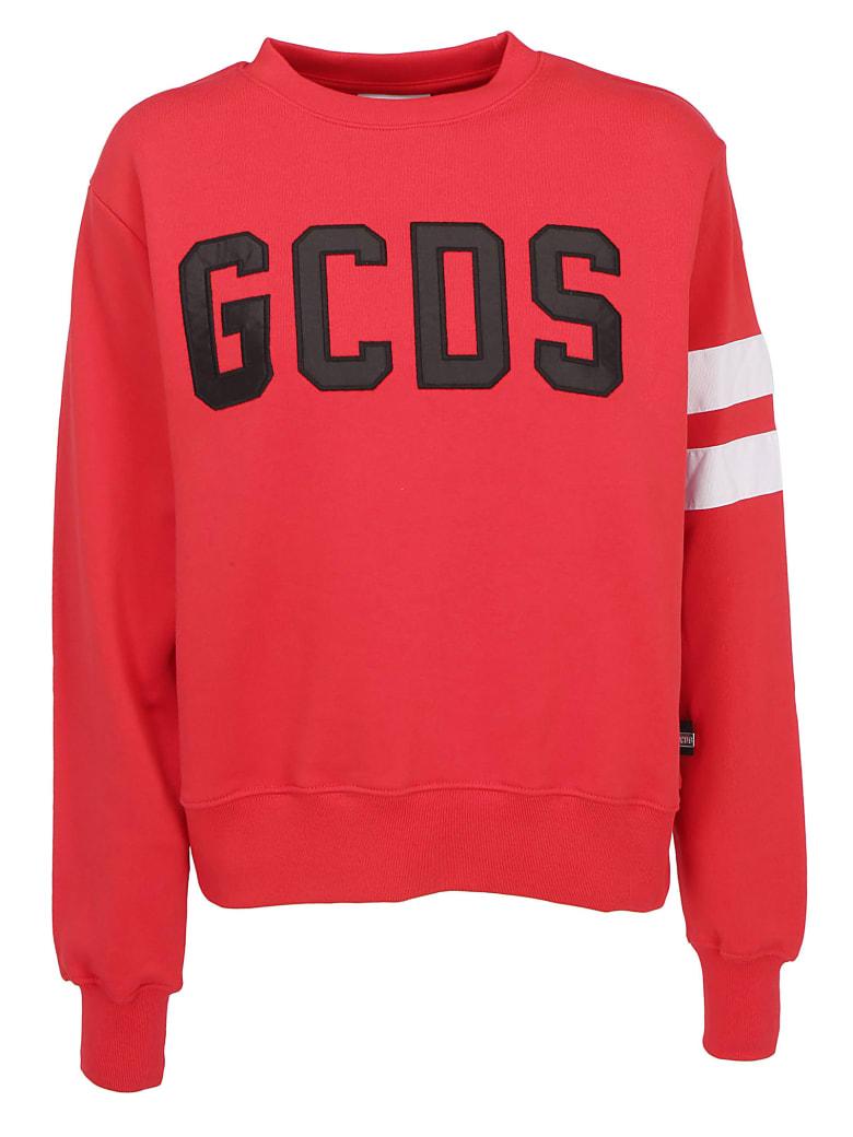 GCDS Sweatshirt - Red