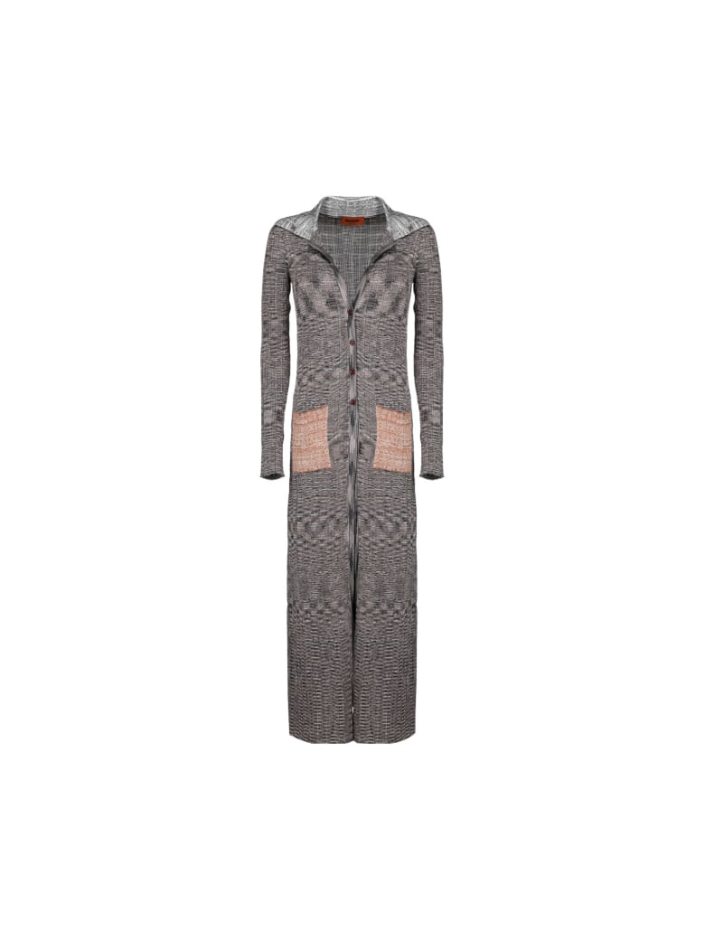 Missoni Dress - Grey