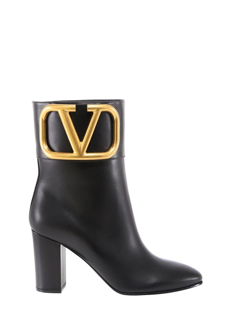 Valentino Garavani Ankle Boots - Black