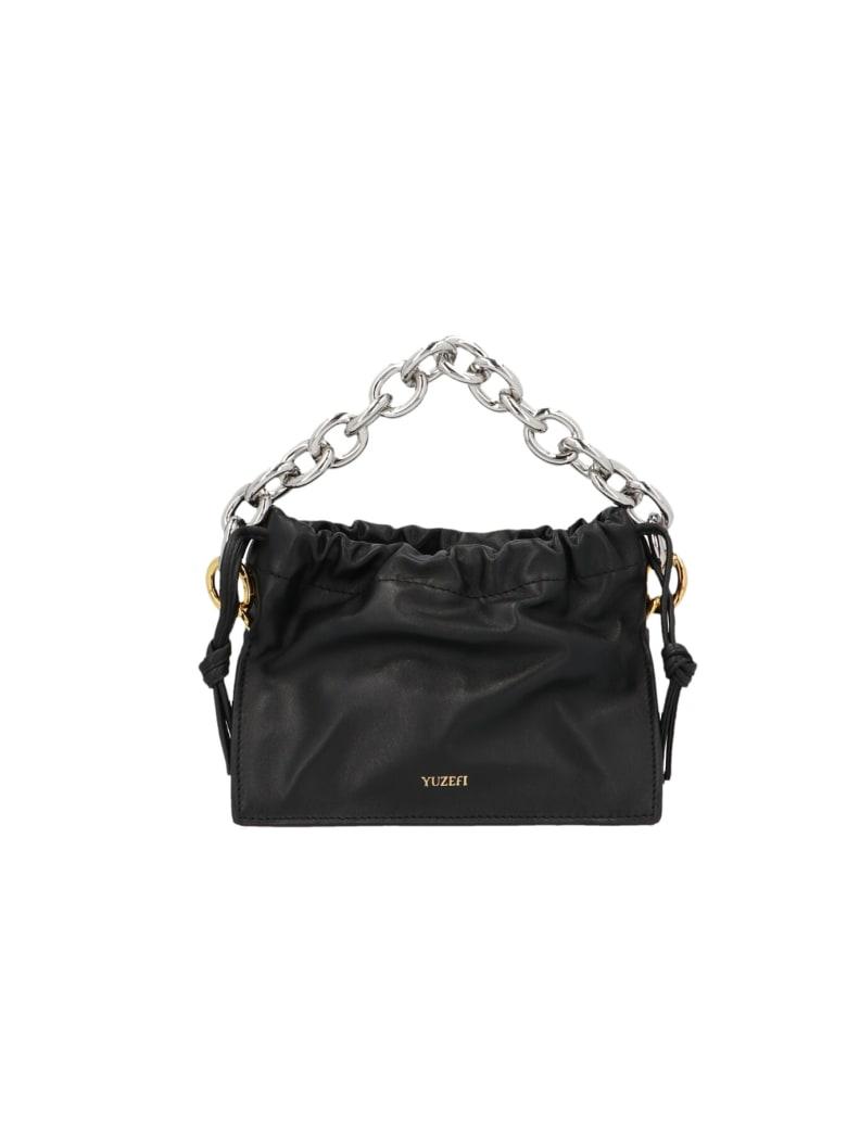 YUZEFI 'mini Bom' Bag - Black